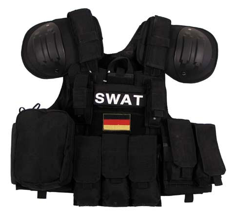 US Vesta SWAT  black