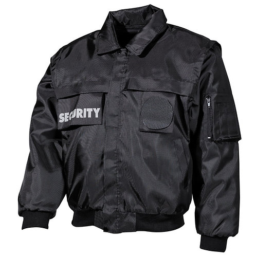 "Jacheta ""SECURITY"" - Negru"