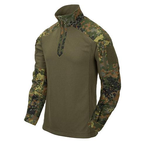 MCDU Shirt® NyCo Ripstop FLECKTARN