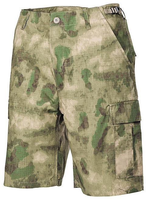 Pantaloni Scurti US Ripstop Camuflaj ATACS FG