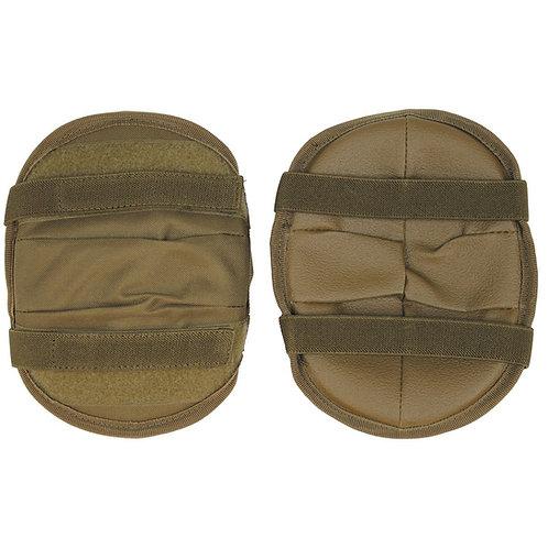 GB protectie cot / genunchi, genunchiere, cotiere, maro