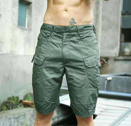 Pantaloni scurti F35 oliv
