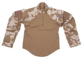 Camasa Combat Desert