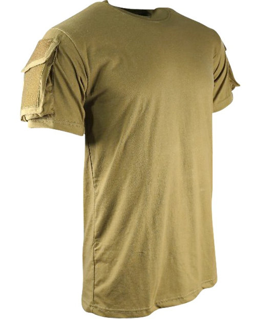 Tricou  tactical coyot