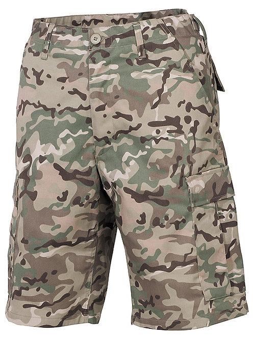 Pantaloni Scurti US  Camuflaj multicam