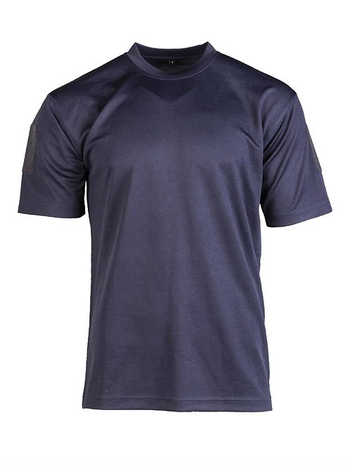TRICOU TACTIC navy blue