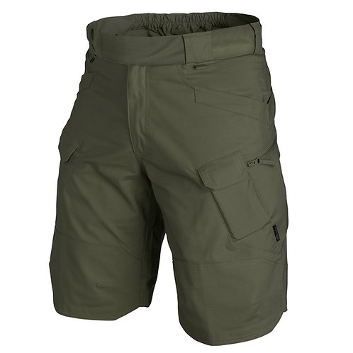 UTS® (Urban Tactical Shorts®) 11 - PolyCotton Ripstop - Olive Green