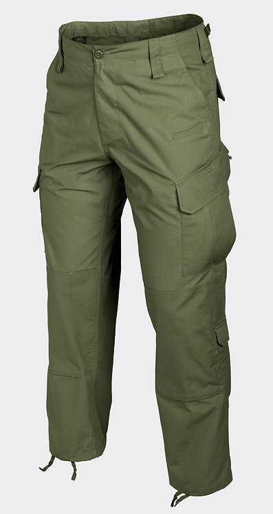 CPU® Pants - PolyCotton Ripstop - Olive Green