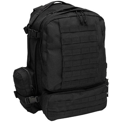 "IT Geanta, rucsac negru, ""Tactical-Modular"" 45 l"
