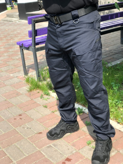 Pantaloni tactici Zinger navy blue