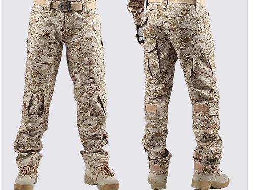 Pantaloni tactici digital desert