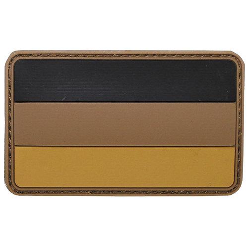 """Patch, emblema """"Germany"""", 3D, 8 x 5 cm"""