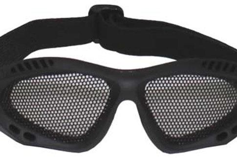 Ochelari din Plasa, Airsoft black, Deco