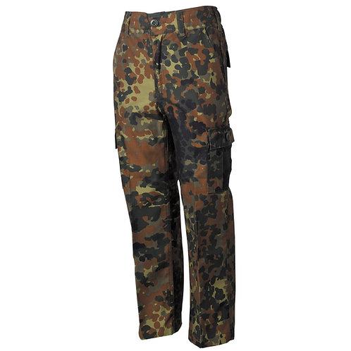 NE BDU copil pantaloni, camuflaj BW