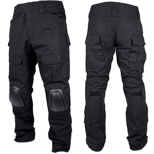 Pantaloni tactici Negru