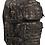 Thumbnail: RUCSAC MILITAR LASER CUT ASALT 36L MULTITARN BLACK LG