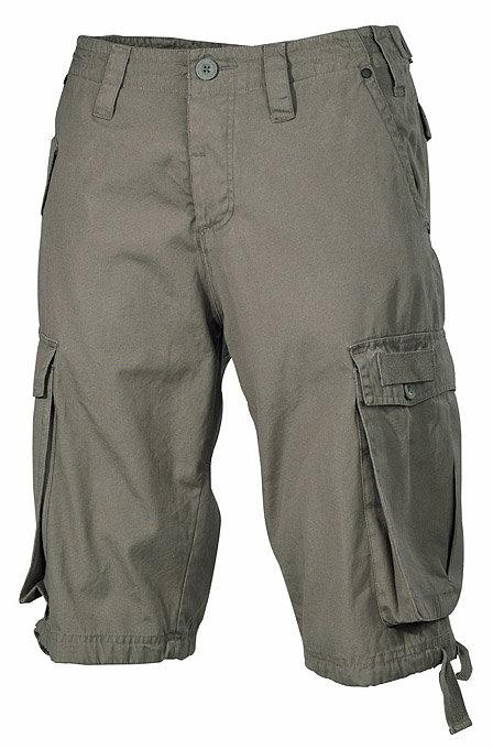 Pantaloni Scurti oliv