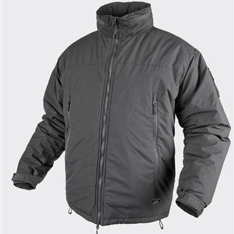 LEVEL 7 Lightweight Winter Jacket - Climashield® Apex 100g - Shadow Grey