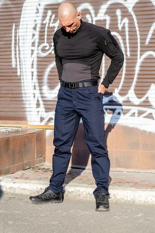 "Pantaloni tactici ""Starbike"" navy blue"