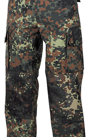 Pantaloni Commando  BW flektarn