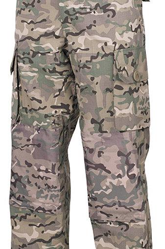Pantaloni Commando multicam