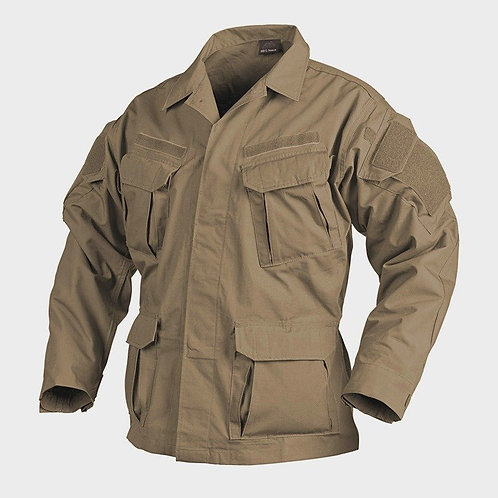 SFU NEXT® SHIRT - POLYCOTTON RIPSTOP - MudBrown