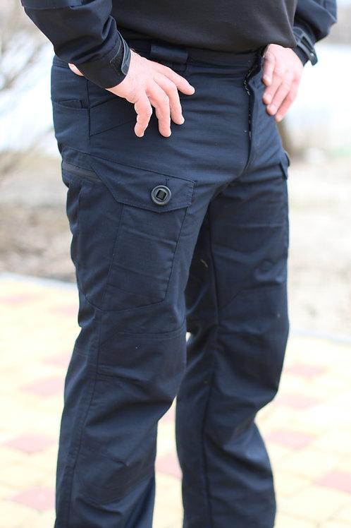 Pantaloni Lion navy blue