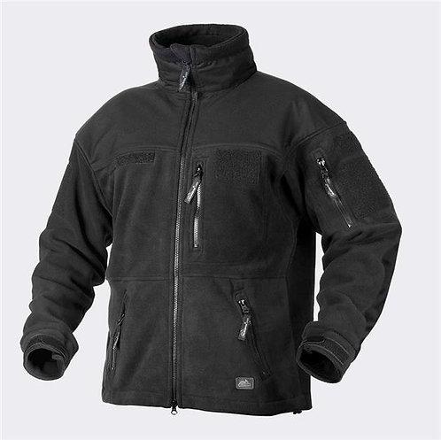 Polish INFANTRY Jacket - Fleece - Black