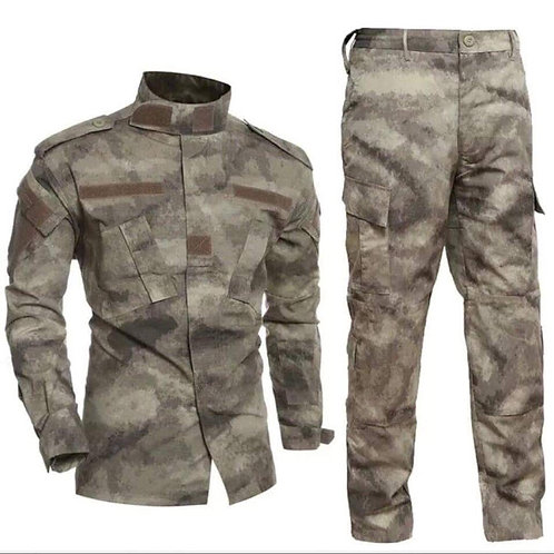 Costum US ACU Jacheta+Pantaloni Rip Stop ATACS AU