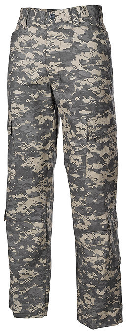 Pantaloni US ACU Camuflaj AT-digital