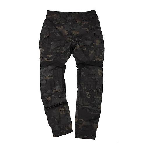 "Pantaloni tactici dark camo  ""Fox"""