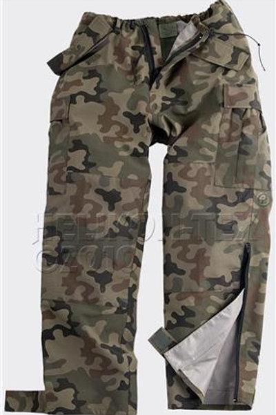 ECWCS Trousers Gen II - H2O Proof - PL Woodland