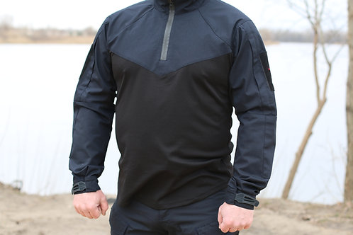 Bluza de lupta tactical navy blue