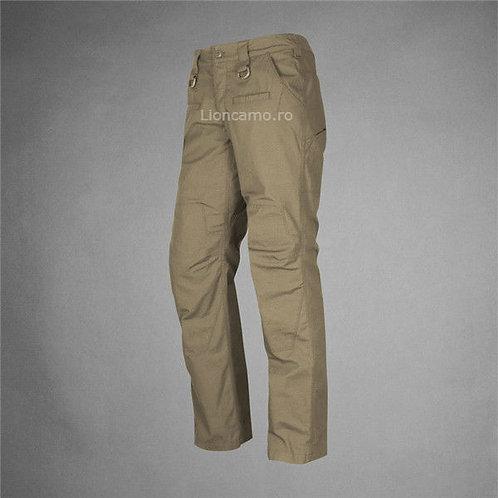 Pantaloni tactice khaki