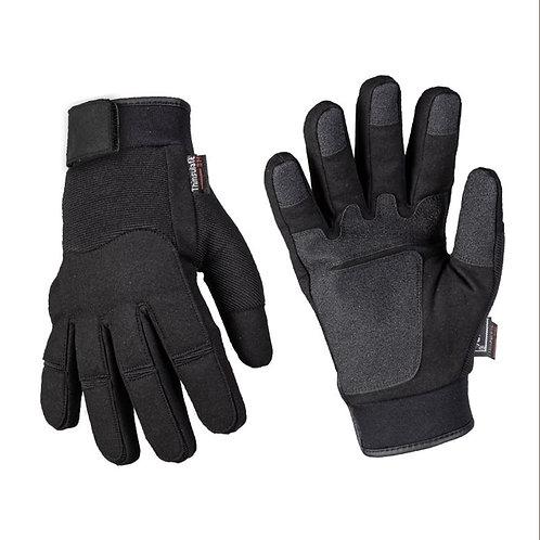 Gloves ARMY winter BLACK