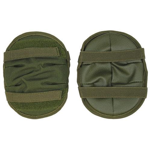GB protectie cot / genunchi, genunchiere, cotiere, verde