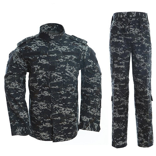 Costum US ACU Jacheta+Pantaloni Rip Stop marine