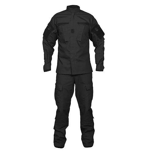 Costum US ACU Jacheta+Pantaloni Rip Stop black