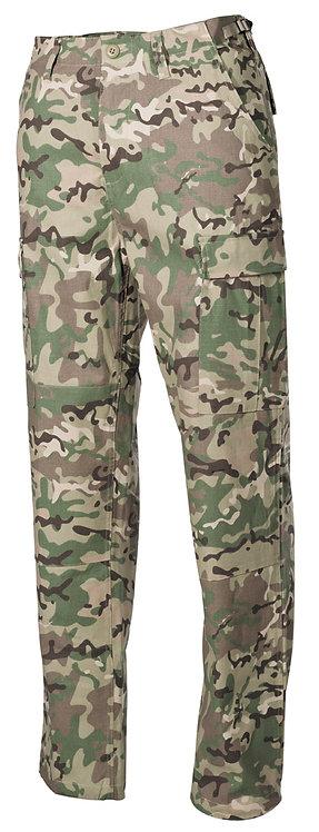 Pantaloni BDU Ripstop MULTICAM