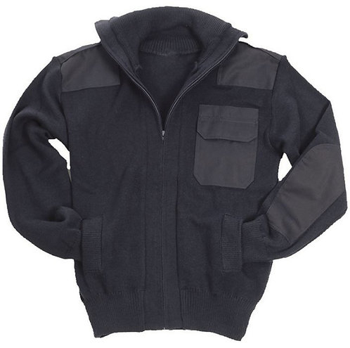 Dark Blue MIL-TEC® CARDIGAN
