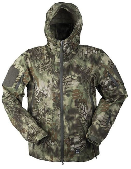 MANDRA Wood HARDSHELL JACKET BREATHABLE