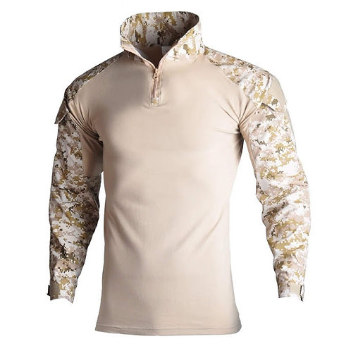 Bluza de lupta tactical digital desert