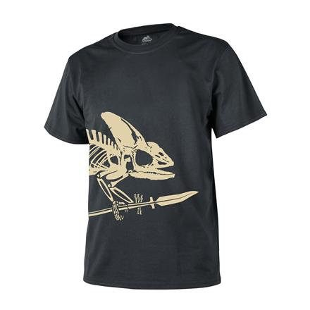 Tricou Full Body Skeleton- Black