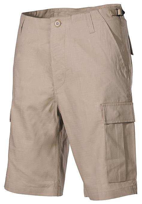 Pantaloni Scurti US Ripstop khaki