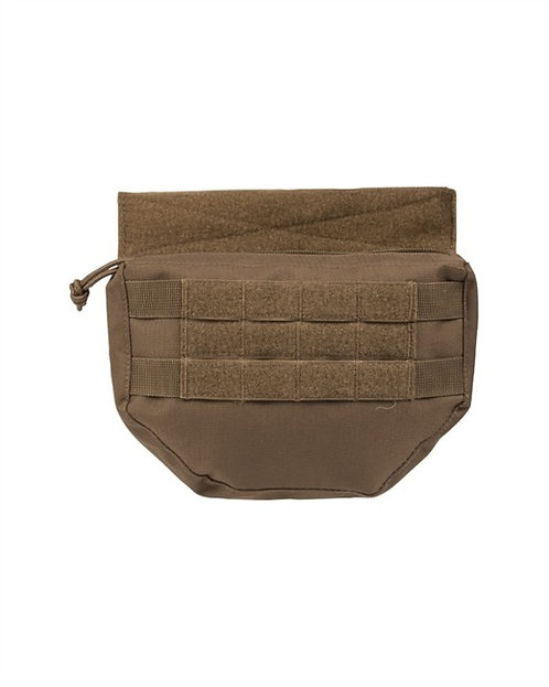 DOWN POUCH DARK COYOTE