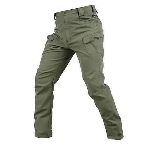 """Pantaloni Soft shell """"Pantera""""oliv"""