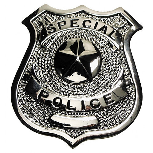 """Patch, emblema """"Special police"""""""