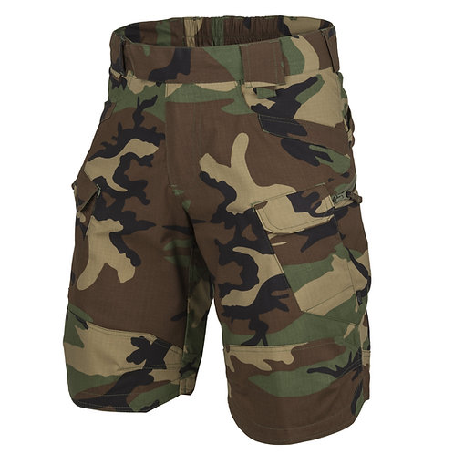 UTS® (Urban Tactical Shorts®) 11 - PolyCotton Ripstop - US Woodland