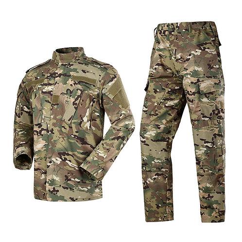 Costum US ACU Jacheta+Pantaloni Rip Stop multicam