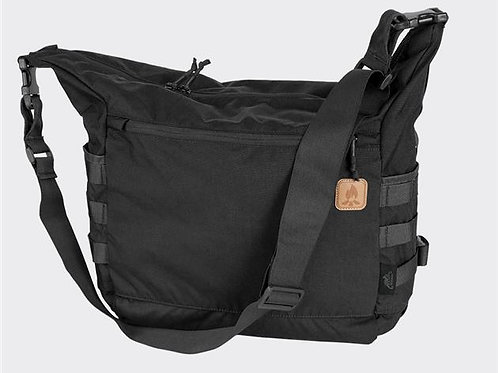 BUSHCRAFT SATCHEL® Bag - Cordura® - Black